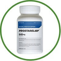 ProstaRelief - Relieve Prostate Irritation